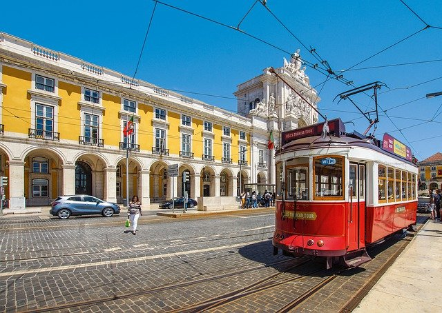 malá tramvaj