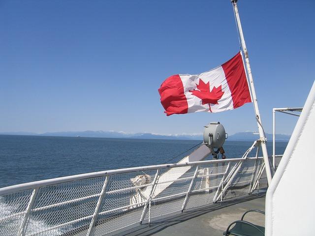 kanada vlajka