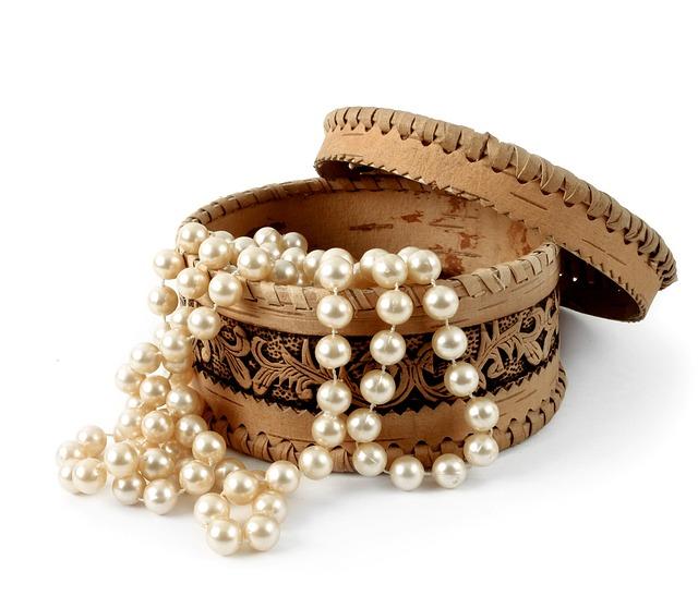 umělé perly