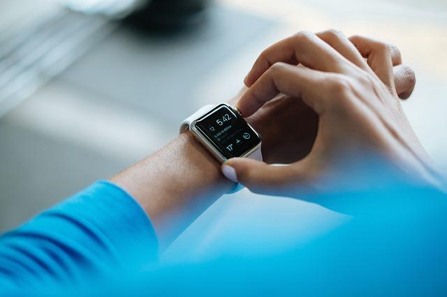 smartwatch miniaplikace