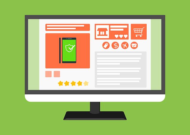 Nakupování přes internet