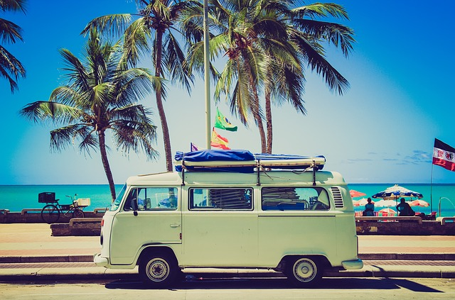 auto na dovolenou