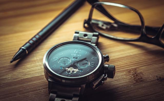 hodinky u tužky