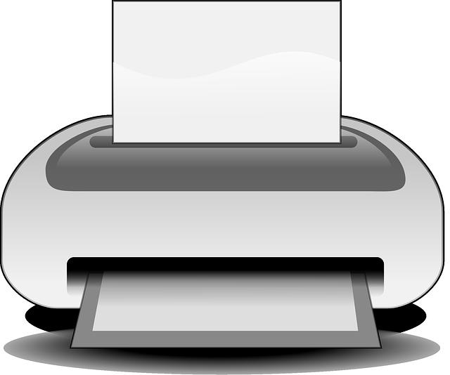 Nevhodný inkoust do tiskárny může být příčinou závady
