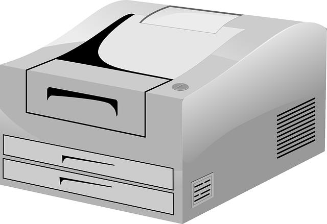 tiskárna laserová