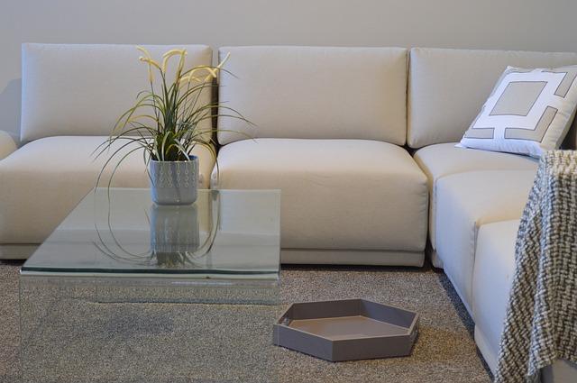 Luxusní koženková sedačka