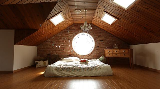 Jak si poradit s dětským pokojem v podkroví