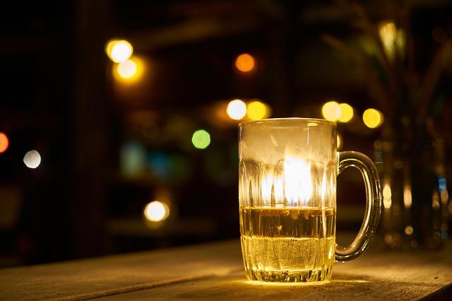 Klidně se napijte