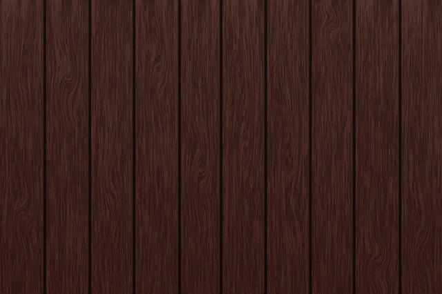 tmavá dřevěná podlaha